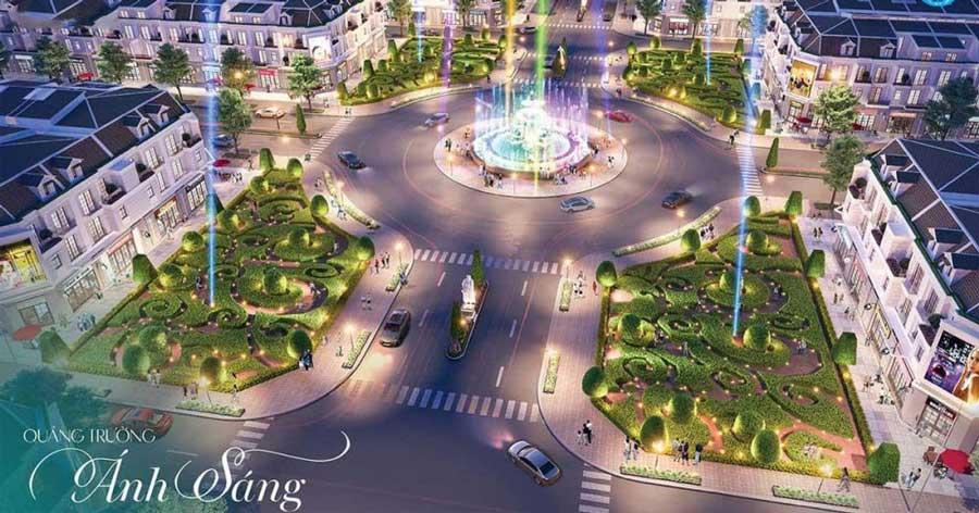 Gem Sky World sở hữu quy mô lên đến 92ha và hệ thống tiện ích dịch vụ cao cấp bậc nhất Long Thành Đồng Nai